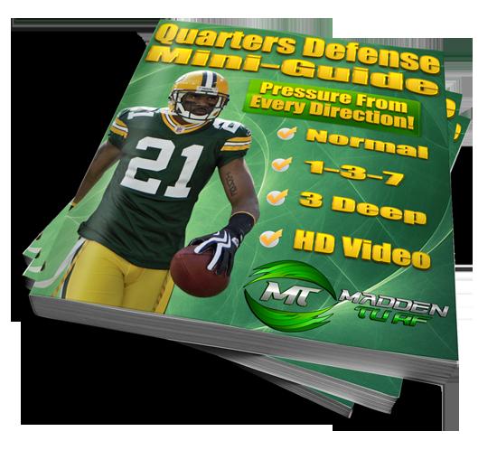 Quarters Defensive Guide Cover