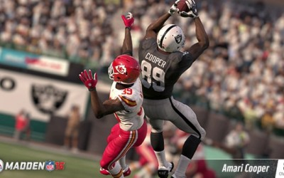 Madden 15 Tip | Defending The Face Catch