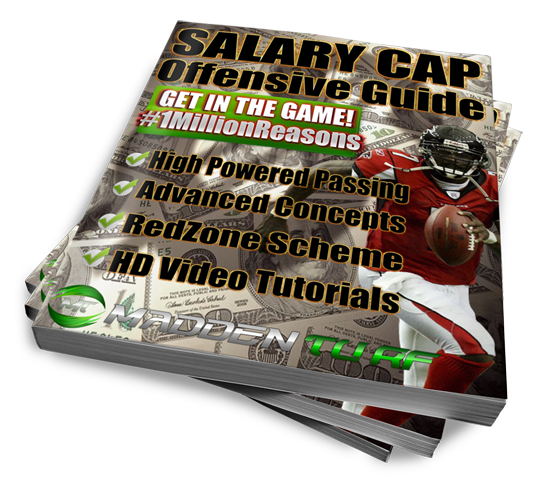 Salary Cap Offensive Guide Cover