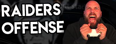 Buy CC Raiders Passing Offense (M22)
