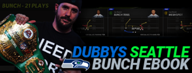 Buy Dubby's Seattle Offense (Madden 22)
